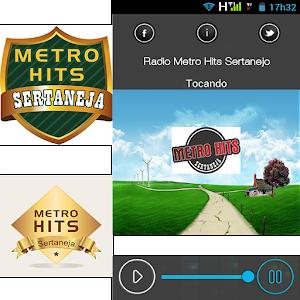 Rádio Metro Hits Sertanejo download