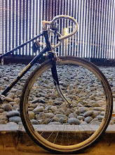 Photo: Motobecane LV  Rode this whip in Vegas too, supplied by Public Pedal Las Vegas, a bike co-op.