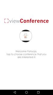 viewConference - náhled