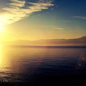 The dawn by Kaja Radošević - Landscapes Sunsets & Sunrises