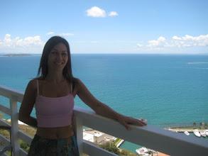 Photo: At the El Conquistador Resort in Puerto Rico