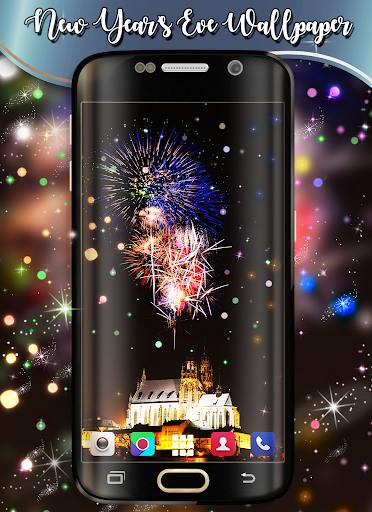 2019 New Years Live Wallpaper 4.8.4 screenshots 6