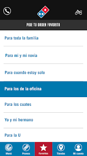 Domino's Pizza Guatemala- screenshot thumbnail