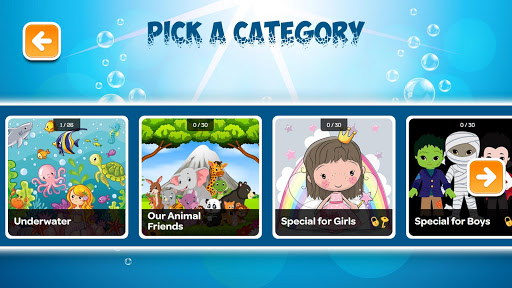 Puzzle Pool - Free Jigsaw Puzzle Game for Kids 1.2 screenshots 2