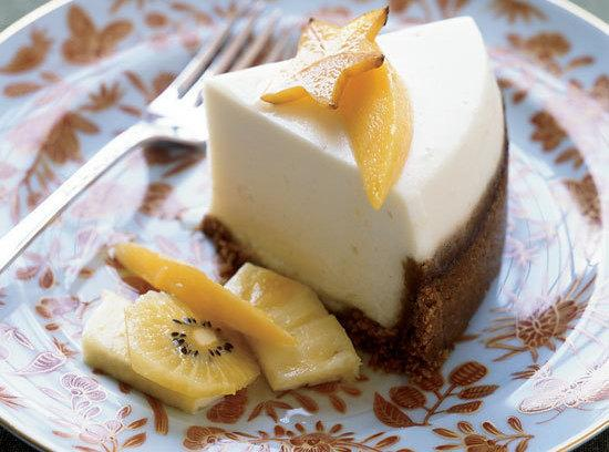 Sour Cream Cheesecake For The  Slow-cooker Recipe