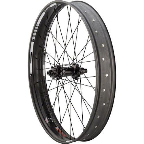 "Industry Nine Big Rig 85 26"" Disc Fat Bike Carbon Rear Wheel: 12mm x 177mm, SRAM XD Driver, Black"