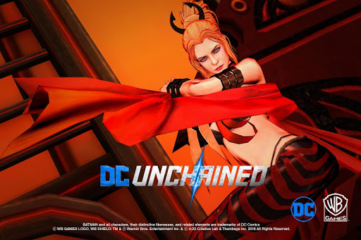DC: UNCHAINED 1.1.2 1