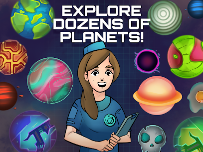 Idle Planet Miner Mod Apk (Free Shopping) 8