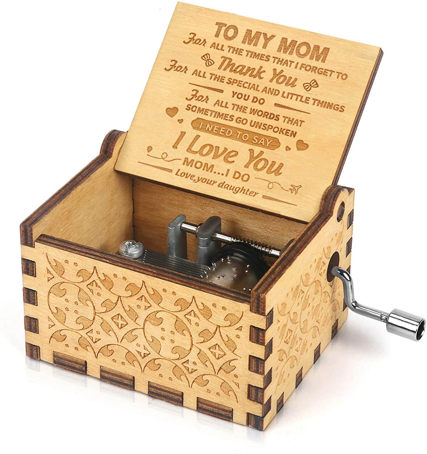 Gifts for mothers, Music Box