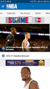 NBA 2015-16 Screenshot 4