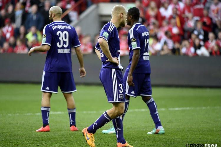Anderlecht 2015-2016: le chantier de la défense
