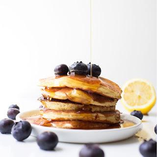 Easy Protein Pancakes.