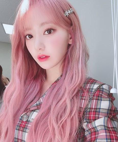sakura pink 9