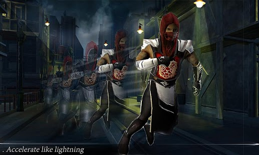 Ninja Assassin warrior battle: New Stealth Game Capture d'écran