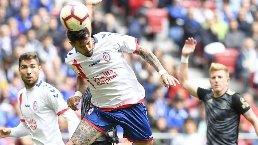 El Almería tiene un rival que 'vuela' por el Metropolitano
