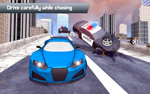 NY Police Chase Car Simulator - Extreme Racer 1.4 screenshots 4
