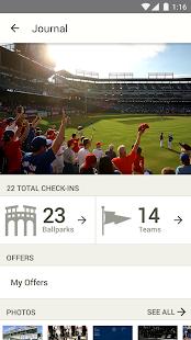 MLB.com Ballpark - screenshot thumbnail