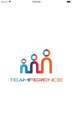 Teamference Event App with In-App Notifications for PC