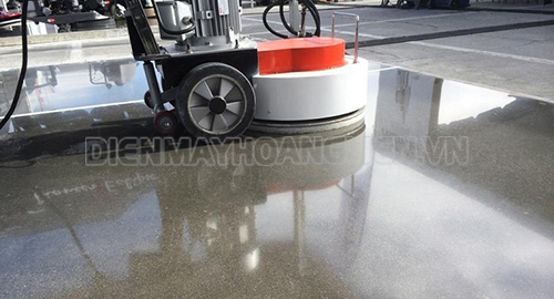 Cách chăm sóc máy đánh bóng sàn