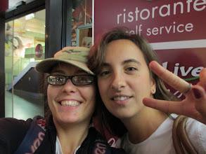 Photo: Io e la Bianca