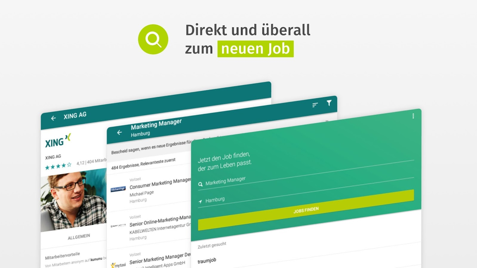 Xing Stellenmarkt – Android-Apps auf Google Play