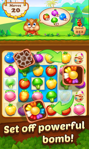 Farm Harvest 3- 2019 Match 3 Puzzle Free Games 3.2.4 screenshots 5