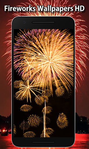 Fireworks Wallpaper HD 1.0.1 screenshots 5