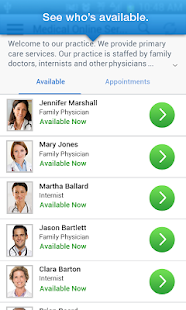 LiveHealth Online Mobile- screenshot thumbnail
