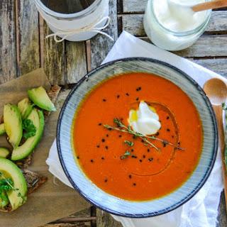 Twenty Minute Tomato Soup