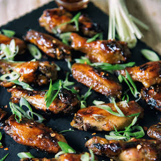 Thai-Style Chicken Wings.