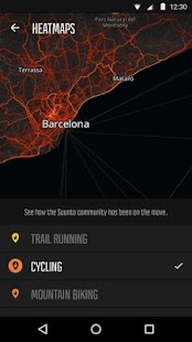 Suunto Movescount- screenshot thumbnail