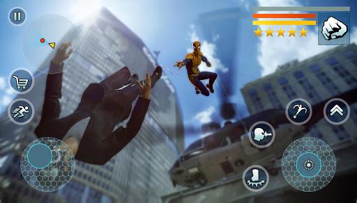 Spider Rope Gangster Hero Vegas - Rope Hero Game apkmr screenshots 15