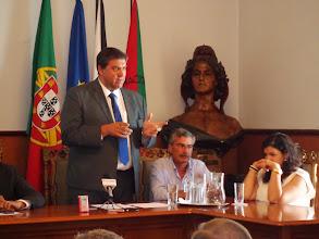 Photo: Sessão de apresentação do espaço Level UP - Dr. João Pedro Rodrigues – Presidente do CA da EMPET, EM