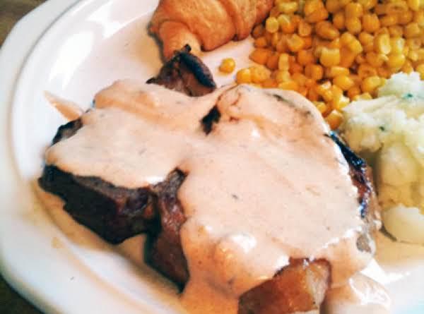 Easy Peasey Pork Chops