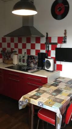 Vente appartement 5 pièces 124 m2