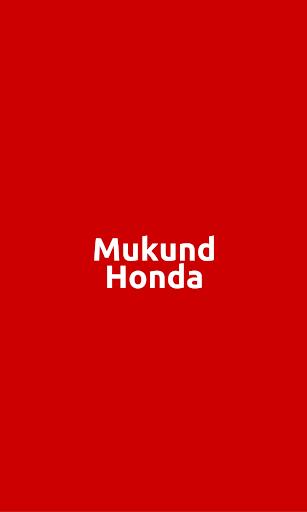 Mukund Honda