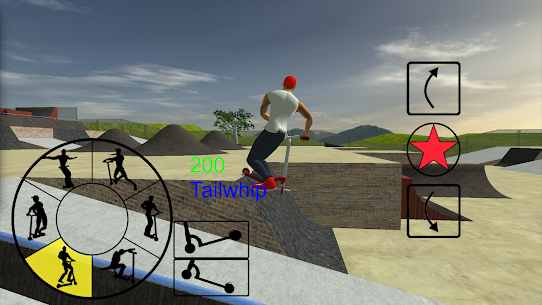 Scooter Freestyle Extreme 3D 1