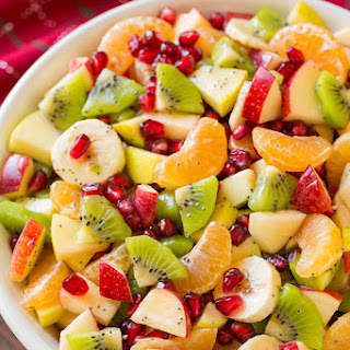 Winter Fruit Salad Recipes