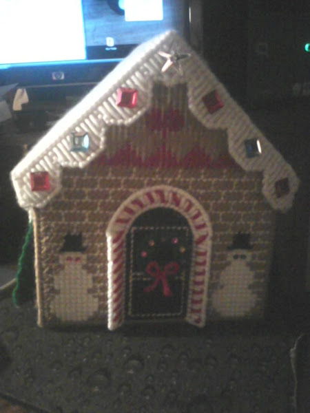 Gingerbread Goodie House Recipe
