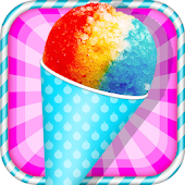 Snow Cones Maker Kids Food