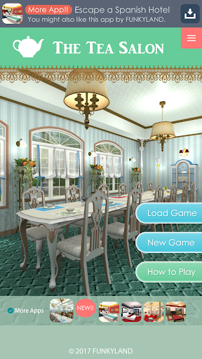 Escape a Tea Salon 1.1.1 screenshots 1
