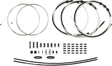 Jagwire Road Elite Link Shift Cable Kit with Ultra-Slick Uncoated Cables alternate image 2
