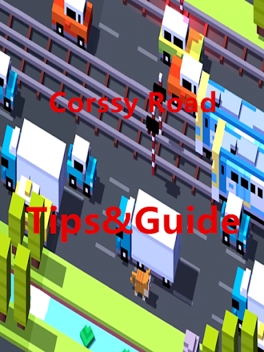 Guide for Crossy Road New