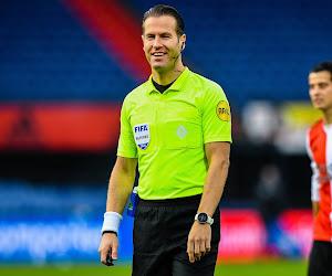 UEFA geeft lijstje met scheidsrechters voor het EK vrij
