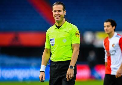 Voici l'homme qui arbitrera le match entre les Diables Rouges et l'Angleterre
