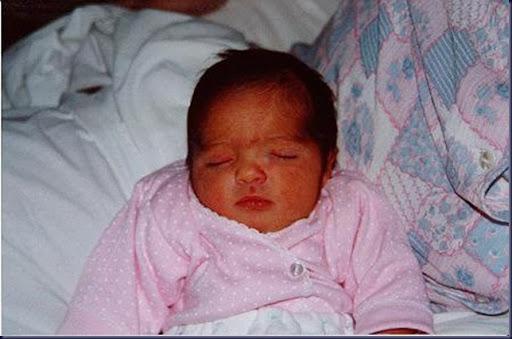 Carolina recién nacida (1)