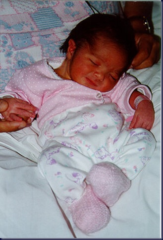 Carolina recién nacida (2)