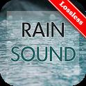 Rain Sounds: Relaxing sounds, Sleep icon