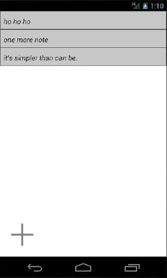 Pocketbook LITE - screenshot