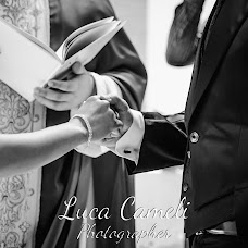 Wedding photographer Luca Cameli (lucacameli). Photo of 18.08.2017